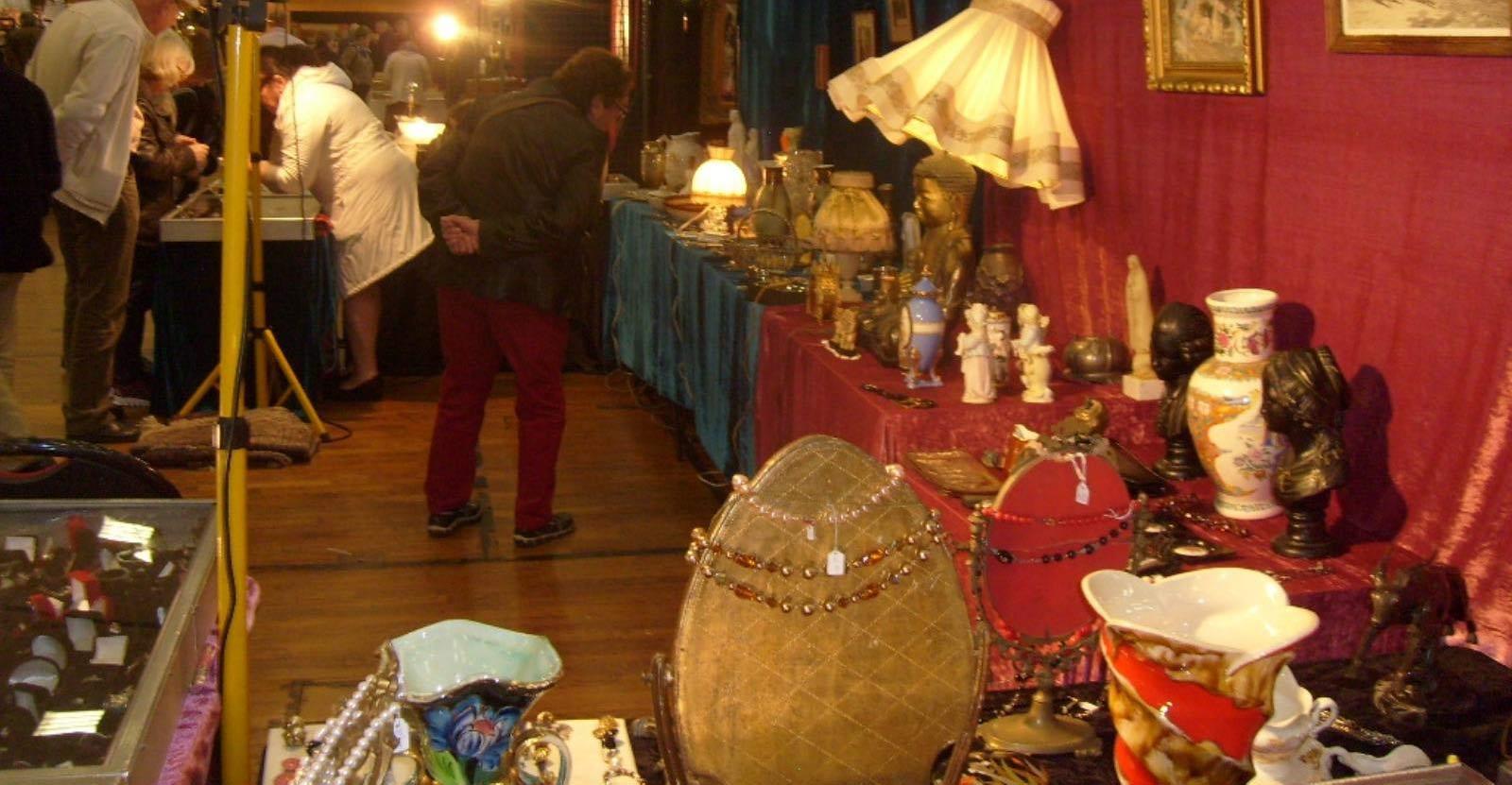 domaine des antiquités sur Briare | Les Animations du Centre